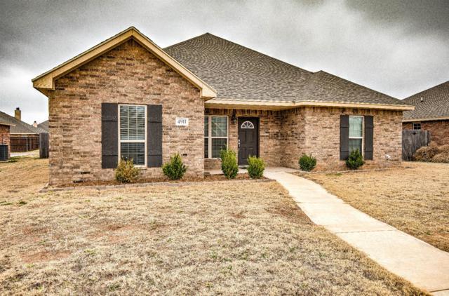 4911 Marshall Street, Lubbock, TX 79416 (MLS #201901514) :: Reside in Lubbock | Keller Williams Realty