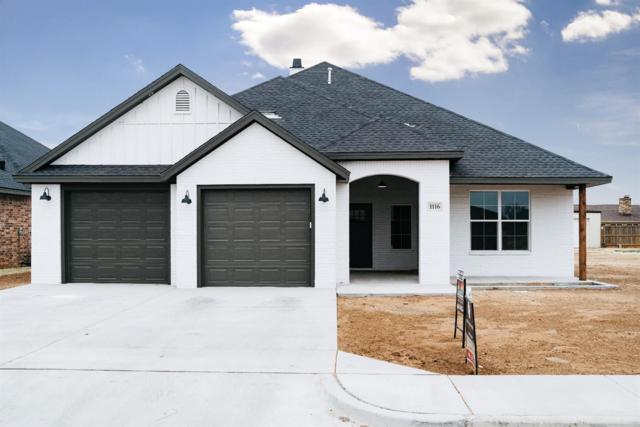 1116 16th, Shallowater, TX 79363 (MLS #201901523) :: Lyons Realty