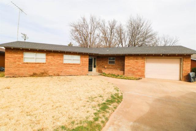 115 E 21st Street, Littlefield, TX 79339 (MLS #201901550) :: Lyons Realty