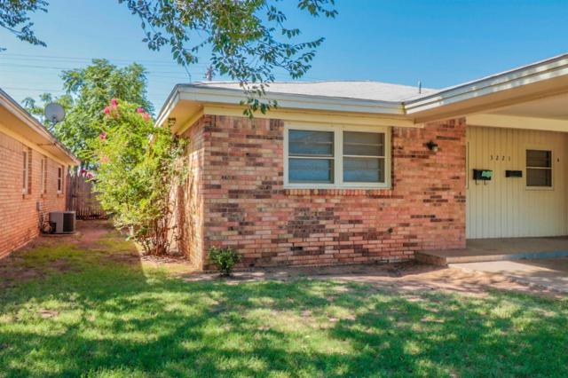 3221 33rd Street, Lubbock, TX 79410 (MLS #201901616) :: Stacey Rogers Real Estate Group at Keller Williams Realty