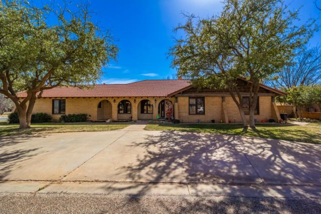 2201 S 2nd Place Place, Lamesa, TX 79331 (MLS #201901682) :: Lyons Realty