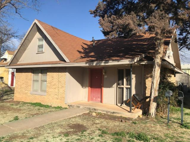 1621 Ave Y, Lubbock, TX 79401 (MLS #201901706) :: Reside in Lubbock | Keller Williams Realty