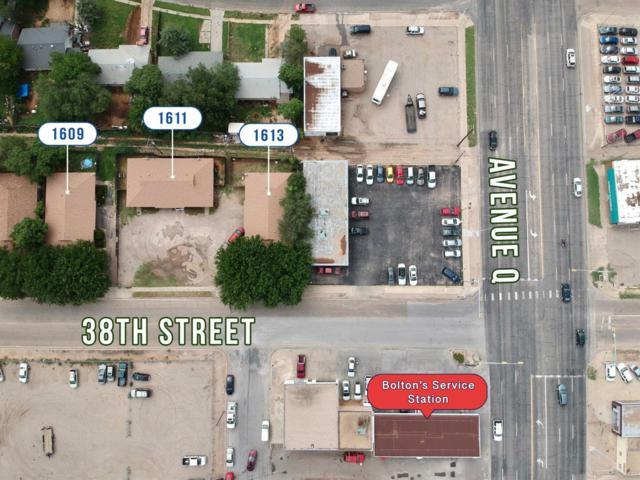 1609 38th Street, Lubbock, TX 79412 (MLS #201901740) :: McDougal Realtors