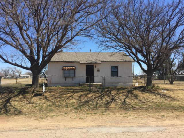 1201 S E Avenue, Olton, TX 79102 (MLS #201901762) :: Lyons Realty