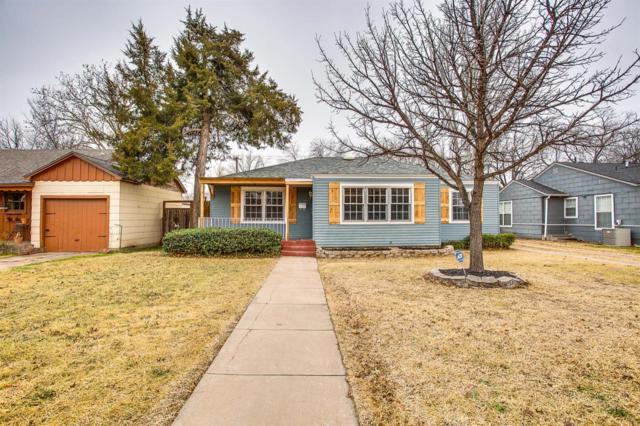 2617 31st Street, Lubbock, TX 79410 (MLS #201901830) :: Stacey Rogers Real Estate Group at Keller Williams Realty
