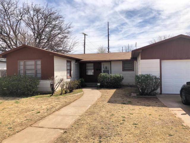 1317 65th Street, Lubbock, TX 79412 (MLS #201901899) :: Lyons Realty