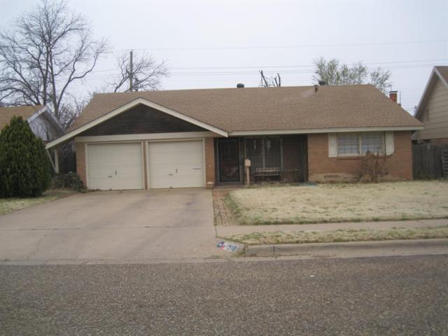 1918 67th Street, Lubbock, TX 79412 (MLS #201902051) :: Lyons Realty