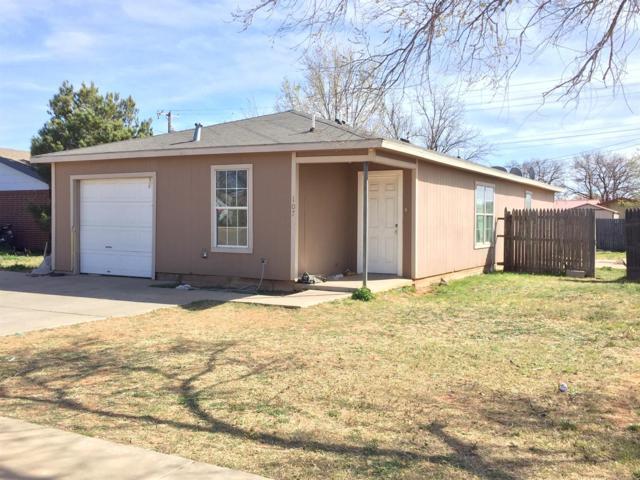 107 76th Street, Lubbock, TX 79404 (MLS #201902236) :: Lyons Realty