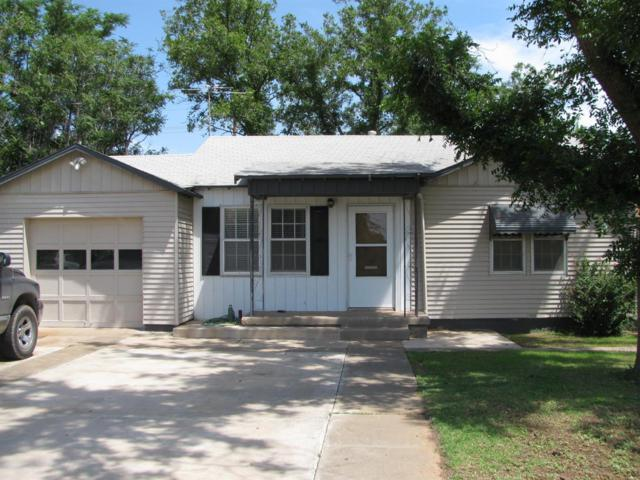 3206 33rd Street, Lubbock, TX 79410 (MLS #201902303) :: Stacey Rogers Real Estate Group at Keller Williams Realty