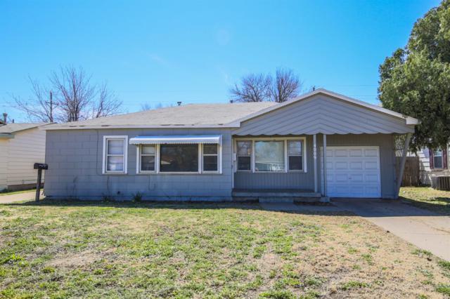 4009 31st Street, Lubbock, TX 79410 (MLS #201902369) :: McDougal Realtors