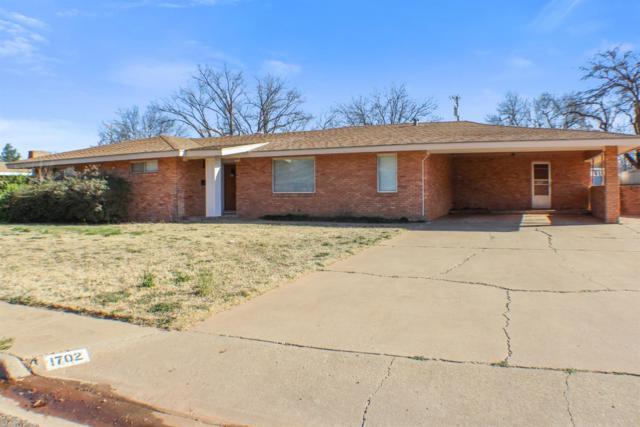 1702 E Buckley Street, Brownfield, TX 79316 (MLS #201902428) :: Lyons Realty