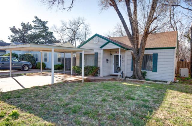 2105 31st Street, Lubbock, TX 79411 (MLS #201902465) :: Reside in Lubbock | Keller Williams Realty