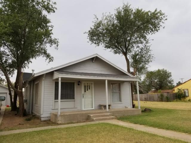 520 E 35th Street, Lubbock, TX 79404 (MLS #201902499) :: McDougal Realtors