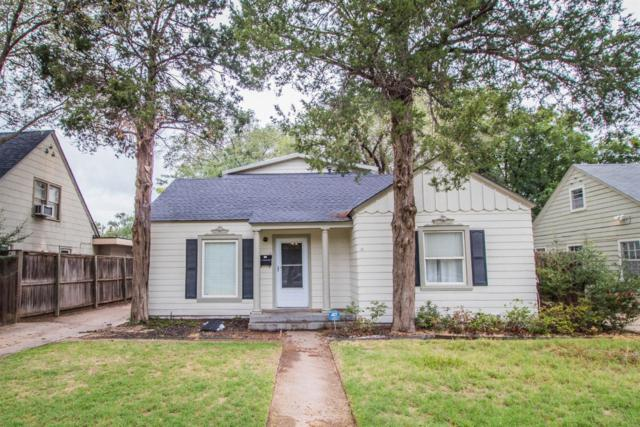 2616 25th Street, Lubbock, TX 79410 (MLS #201902517) :: Lyons Realty