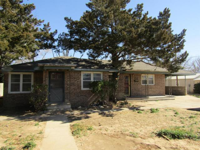 214 W Ave J, Muleshoe, TX 79347 (MLS #201902535) :: Reside in Lubbock | Keller Williams Realty