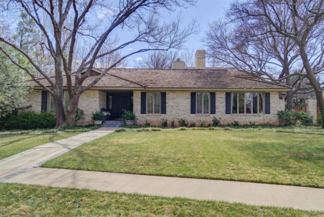4603 8th Street, Lubbock, TX 79416 (MLS #201902539) :: McDougal Realtors