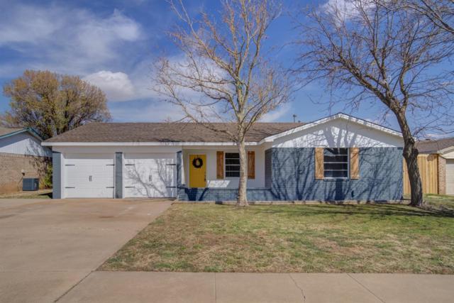 9611 Bangor Avenue, Lubbock, TX 79424 (MLS #201902540) :: Lyons Realty