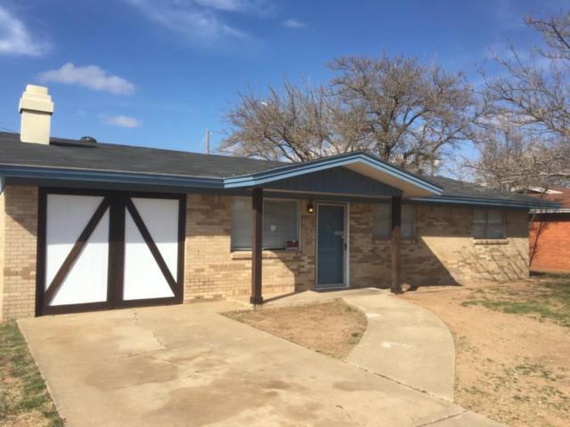 1218 46th Place, Lubbock, TX 79412 (MLS #201902613) :: McDougal Realtors