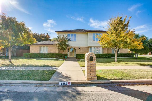 1802 Albany Avenue, Lubbock, TX 79416 (MLS #201902674) :: McDougal Realtors