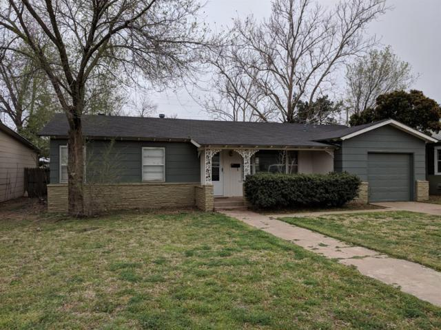 3407 25th Street, Lubbock, TX 79410 (MLS #201902742) :: Lyons Realty