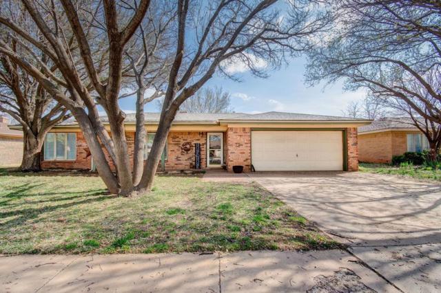 5711 64th Street, Lubbock, TX 79424 (MLS #201902796) :: McDougal Realtors