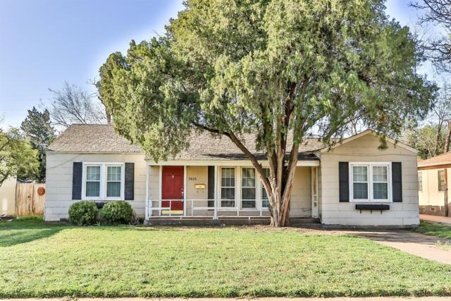 2615 28th Street, Lubbock, TX 79410 (MLS #201902821) :: Reside in Lubbock | Keller Williams Realty