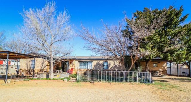 1706 N 10th Street, Lamesa, TX 79331 (MLS #201902874) :: McDougal Realtors