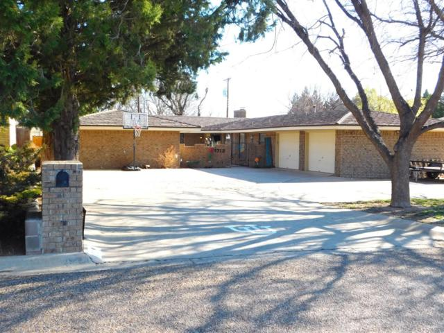 1712 W Ave I, Muleshoe, TX 79347 (MLS #201902940) :: McDougal Realtors
