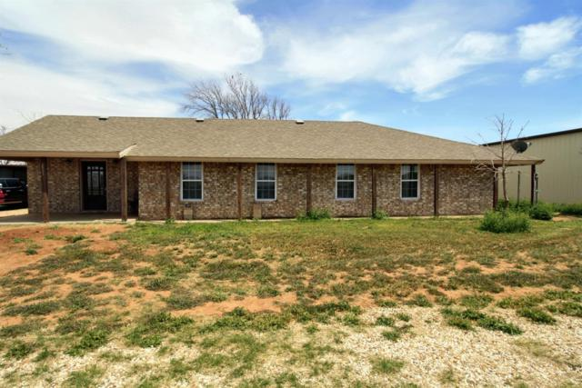18603 County Road 3400, Slaton, TX 79364 (MLS #201902971) :: McDougal Realtors