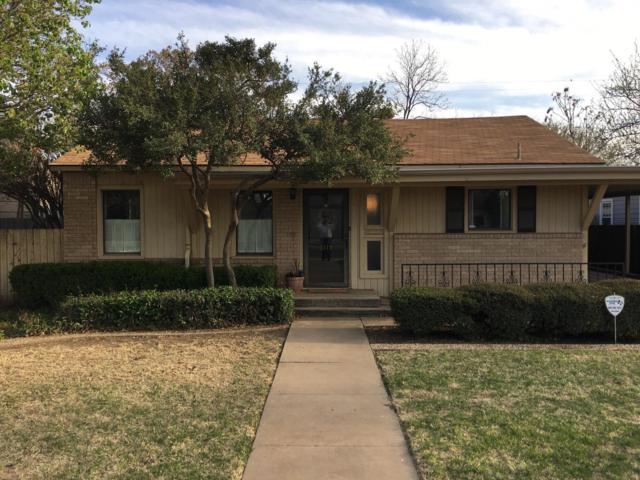 3115 26th, Lubbock, TX 79410 (MLS #201903044) :: Reside in Lubbock | Keller Williams Realty