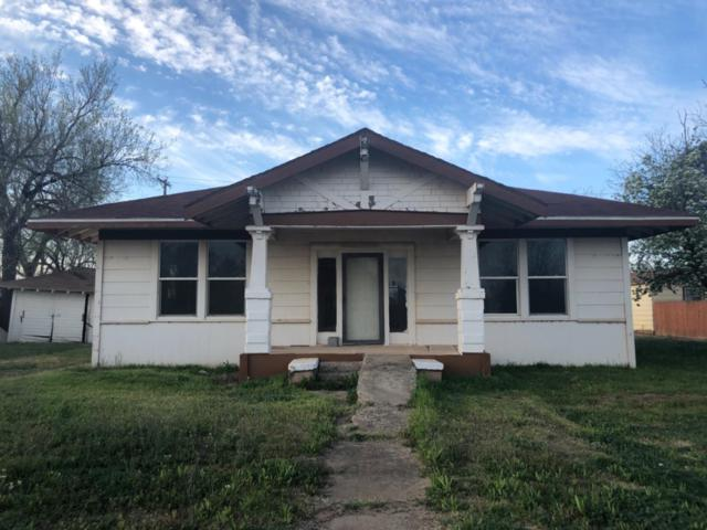 411 W Main Street, Crosbyton, TX 79322 (MLS #201903051) :: Reside in Lubbock | Keller Williams Realty