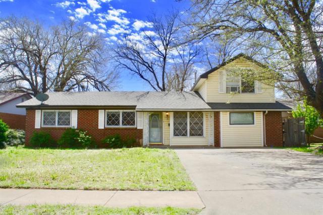 1313 47th Street, Lubbock, TX 79412 (MLS #201903052) :: McDougal Realtors