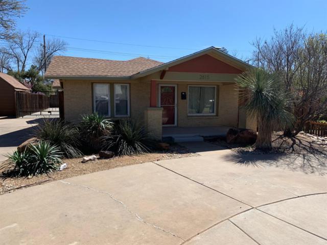 2615 21st Street, Lubbock, TX 79410 (MLS #201903125) :: Reside in Lubbock | Keller Williams Realty
