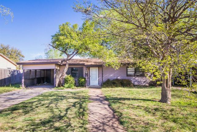 2116 47th Street, Lubbock, TX 79412 (MLS #201903226) :: McDougal Realtors
