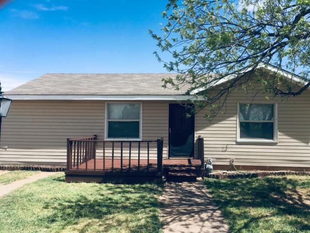 208 Ash, Snyder, TX 79549 (MLS #201903288) :: McDougal Realtors