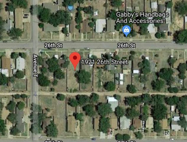 1921 26th Street, Lubbock, TX 79411 (MLS #201903347) :: Reside in Lubbock | Keller Williams Realty