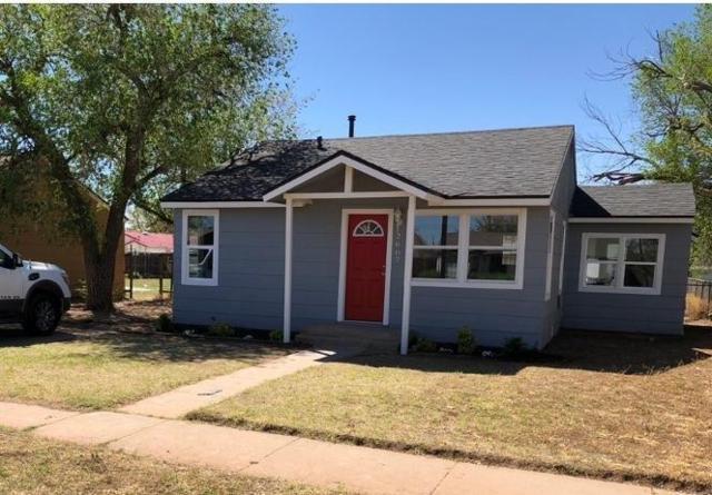 2607 1st Street, Lubbock, TX 79415 (MLS #201903354) :: Reside in Lubbock | Keller Williams Realty