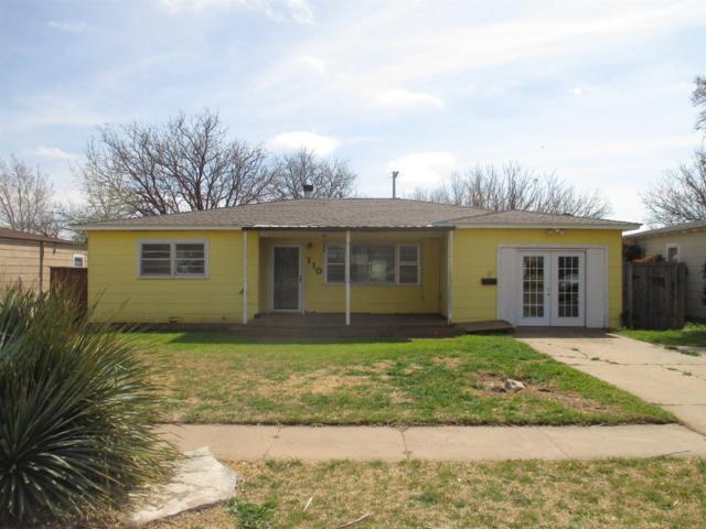 110 Holly Street, Levelland, TX 79336 (MLS #201903360) :: Reside in Lubbock | Keller Williams Realty