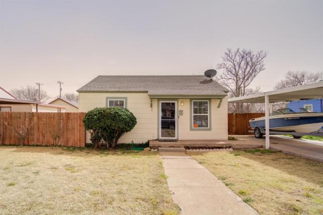 2009 39th Street, Lubbock, TX 79412 (MLS #201903383) :: McDougal Realtors