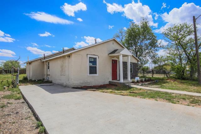 1318 E 24th Street, Lubbock, TX 79404 (MLS #201903412) :: McDougal Realtors