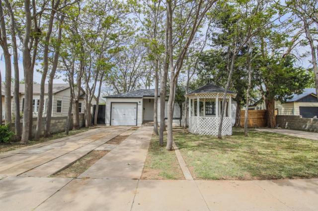 2824 33rd Street, Lubbock, TX 79410 (MLS #201903436) :: Reside in Lubbock | Keller Williams Realty