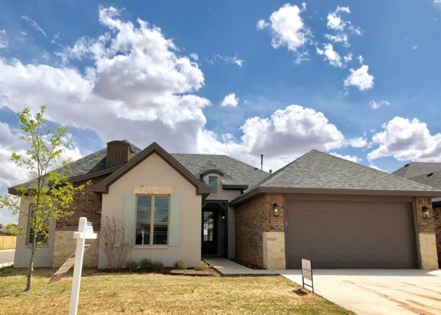 5705 115th, Lubbock, TX 79424 (MLS #201903538) :: McDougal Realtors