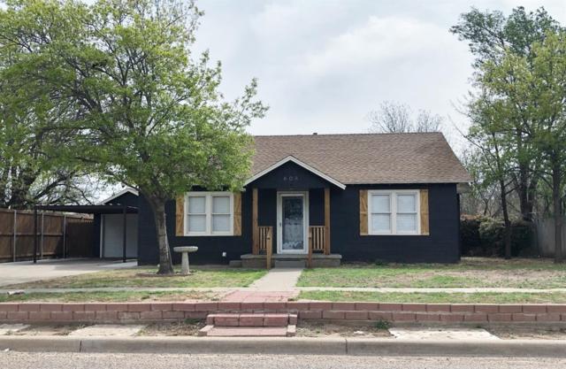 604 Fir Street, Idalou, TX 79329 (MLS #201903612) :: The Lindsey Bartley Team