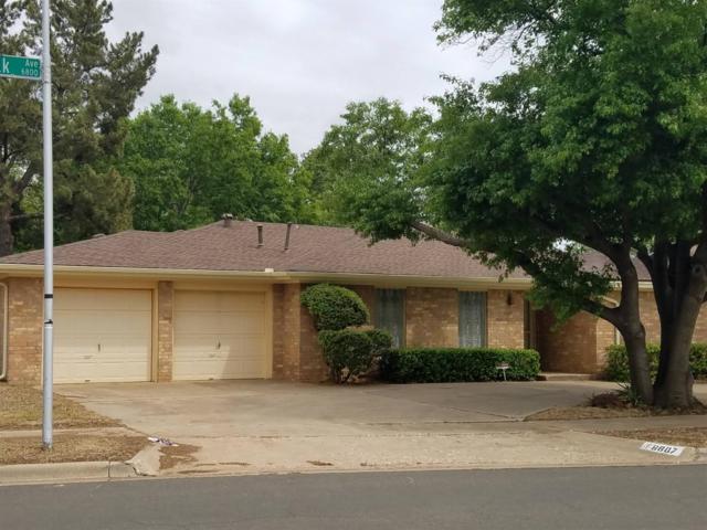 6807 Norfolk Avenue, Lubbock, TX 79413 (MLS #201903719) :: McDougal Realtors