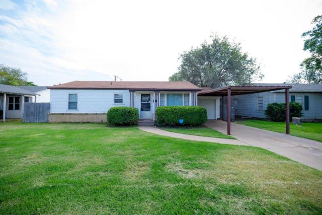 4307 42nd Street, Lubbock, TX 79413 (MLS #201903738) :: Blu Realty, LLC