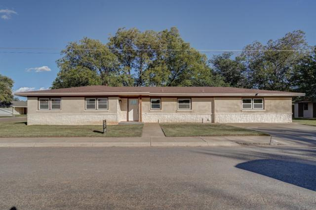 1928 N Ave O, Tahoka, TX 79373 (MLS #201903764) :: McDougal Realtors