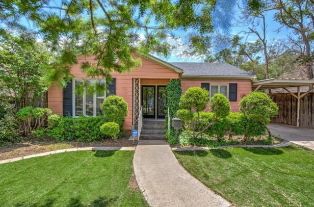 2003 31st Street, Lubbock, TX 79411 (MLS #201903818) :: McDougal Realtors