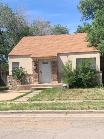 2108 26th Street, Lubbock, TX 79411 (MLS #201903829) :: McDougal Realtors