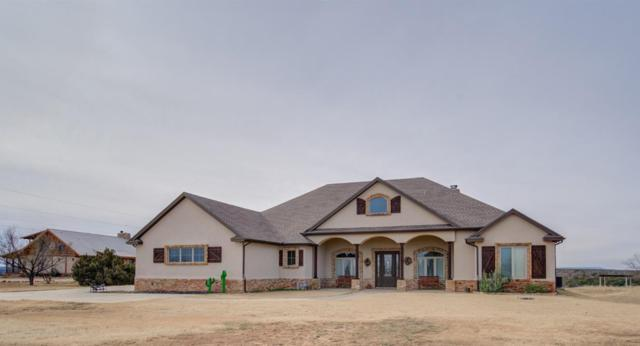 74 North Ridge, Justiceburg, TX 79330 (MLS #201903862) :: McDougal Realtors