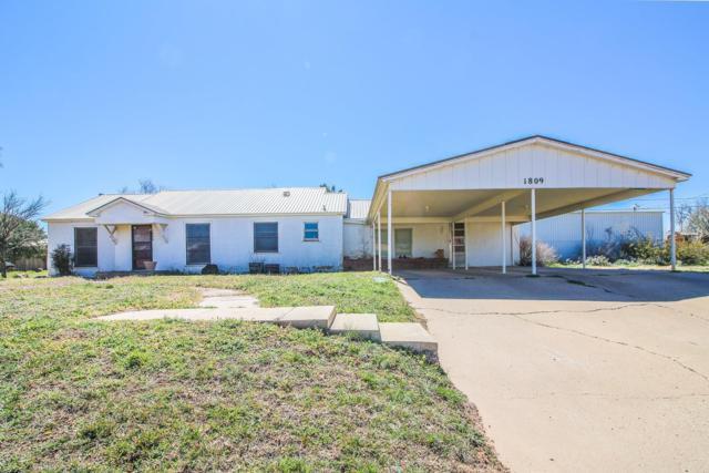 1809 Ave H, Petersburg, TX 79250 (MLS #201903965) :: Lyons Realty